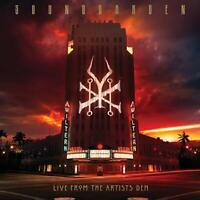 Soundgarden - Live From The Artists Den [DVD][Region 2]