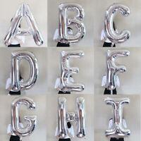lettre ballon en aluminium jouets gonflables l'hélium partie de la décoration