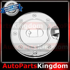 09-14 FORD F150 Triple Chrome Plated ABS Gas Fuel Door Cover