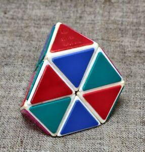 "Vintage 1980 USSR Soviet Rubiks cube RARE type ""Star Wars"" Toys puzzle"