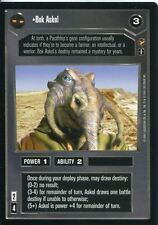 Star Wars CCG Theed Palace Bok Askol