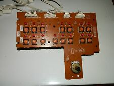 Repuestos de órgano Yamaha MC-600 (volumen maestro/Interruptor de pie/Auto Cuerda/MOC/)