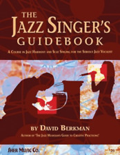 """The Jazz Singer's Guidebook"" Music Book/Cd For Voice-Brand New On Sale-Vocal!"