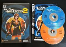 No One Lives Forever 2: A Spy in H.A.R.M.'s Way - PC CD-ROM - Fast P&P! - Harms