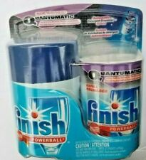 Finish Powerball Quantumatic Automatic Detergent Dispenser System 12 washes-New