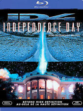 Independence Day (Blu-ray Disc, 2007, Canadian)