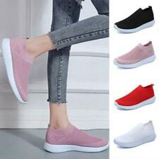 Slip On Loafers Flats Shoes Women Mesh Walking Breathable Sneakers Sport Shoes