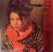 Angela Bofill - I Wanna Love Somebody (CD, 1993, Jive (USA))