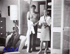 Roger Moore barechested VINTAGE Photo Crossplot