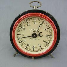 alter Timer / Stoppuhr Eastman Kodak Co.Rochester USA 20/30er Jahre