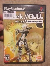 .hack//G.U.: Vol. 3 (Sony PlayStation 2, 2007)