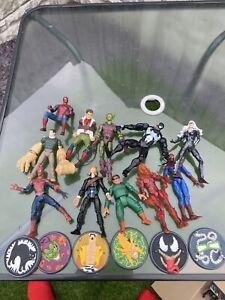 marvel legends action figures And Stands Bundle Joblot