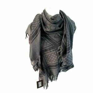 Gucci Surviee  GG logo X-Large shawl scarf 544615 W Gucci Box