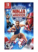 American Ninja Warrior (Nintendo Switch 2019) BRAND NEW | SEALED | FREE SHIPPING