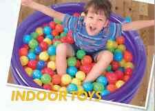 NEW JILONG  KIDS BABY PORTABLE PIT BALL PLAY POOL WITH 50 BALLS KIDS FUN PLAY
