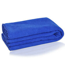 10Pcs Absorbent Microfiber Towel Car Washing Clean Wash Cloth Home Kitchen TW144