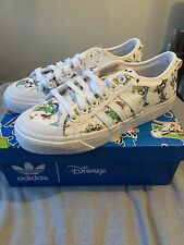 Adidas X Disney Goofy Nizza UK 8, US 8.5 Brand New, Never Worn