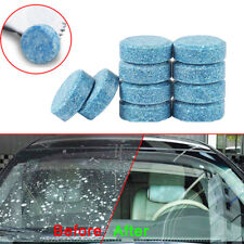10 PCS Car Windshield Washer Cleaning Solid Effervescent Tablets Accessories Kit