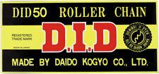 D.I.D Standard Series - 530 STANDARD Chain Chain 114 530 x 114 12-0814
