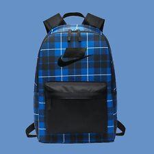 Backpack Nike Heritage 2.0 Blue/Black/White Sports