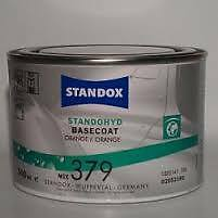 399 Standox Standohyd 500ml  Waterbased  Transparent Basecoat Tinter