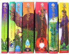 Harry Potter Complete Book Series J. K. Rowling Гарри Поттер 7 vol NEW Ukrainian