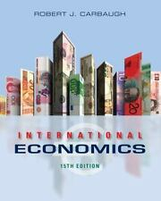 International Economics by Robert Carbaugh (2014, PDF)