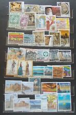 40 Greek Used Stamps
