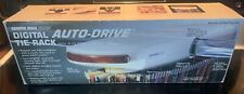 Sharper Image Digital Auto Drive Tie Rack NIB