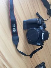 Canon EOS 1300D 18.0MP Digitalkamera - Schwarz (Nur Gehäuse)