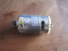 MOTOR UNIT RS555 HS CHENG KANG 14.4 V REPLACEMENT DC MOTOR  *21