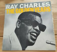 RAY CHARLES Vinyl LP The Golden Years W7958 T365
