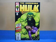 THE INCREDIBLE HULK Volume 1 #429 of 474 1962-97 Marvel Comics Uncertified