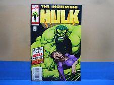 THE INCREDIBLE HULK Volume 1 #429 of 474 1962-97 Marvel Comics Uncertified