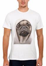 Pug Life Dog Grumpy Animal Funny Cool Men Women Vest Tank Top Unisex T Shirt 355