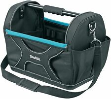 MAKITA TOOL CASE OPEN TOTE (W)285MM (D)450MM P-72001 Blue Range