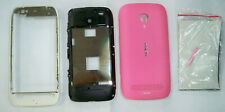 Pink housing Fascia faceplate facia cover case for Nokia N603 Pink