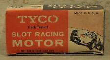 TYCO Vintage Slot Car Racing 952 Sidewinder Motor - Parts Sealed In Box