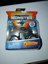 Dragon (Over Cast) 2019 Spin Master Monster Jam 1:64 Die-cast Truck New