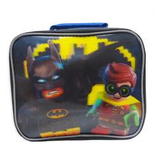 Lego Batman Rectangular Lunch Bag School LunchBag Tote NWT