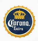 Corona Extra Decorative Bottle Caps Metal Tin Signs Cafe Beer Bar Decoration