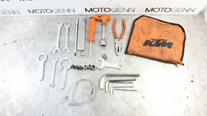 KTM 990 SM LC8 2008 Oem tool kit with bag tools