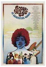 Classic Rock: Jimi Hendrix at Newport 69 at Devonshire Downs Concert Poster 1969