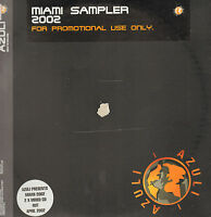 VARIOUS - Miami Sampler 2002 - Azuli
