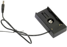 BMCC 4K BMPCC Camera DV Battery Mount Plate Power Supply For Sony BP-U60/U30