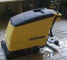 gebrauchte Bodenreinigungsmaschine Kärcher BR530 BAT Reinigungsautomat