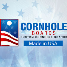 Custom Designed Cornhole Prints / Wraps / Stickers / Decals / Corn Hole