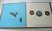Universal Postal Union XVII Congress Special Album Tonga Stamp Set 1962-1974