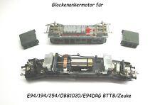 Glockenankermotor mit Schwungmasse  für  E94/194/254/ÖBB1020/E94DRG  BTTB/Zeuke
