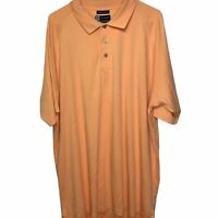 Jos. A. Bank David Leadbetter Golf Short Sleeve Polo Shirt Size XXL Pima Cotton